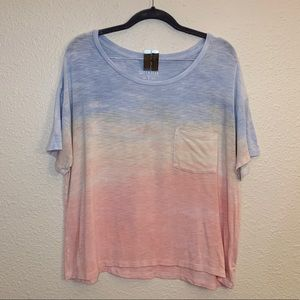 AE Soft and Sexy T Ombré Dip Die / Tie Dye
